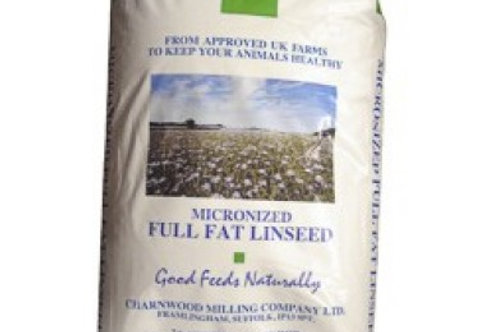 Micronized Linseed Meal Full Fat 20kg