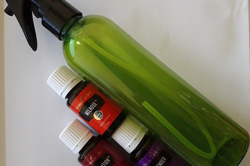 kit anti-mouches aux  huiles essentielles