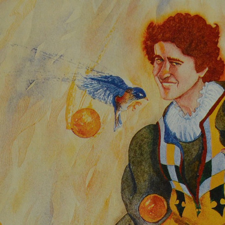 Listen to your own count. The Apprentice Juggler