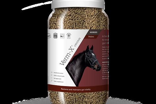 Verm-X pellets pour chevaux 1,5kg (pour 6 chevaux)