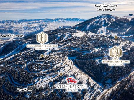 New Deer Valley Development // Stein Eriksen Estates