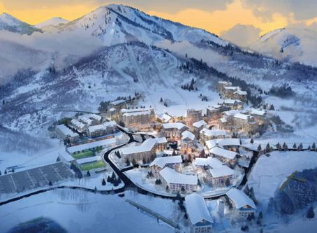 Mayflower Mountain Resort, Approved by Wasatch County