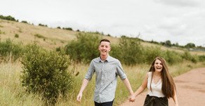 Mollie and Mitch @ St Aidens
