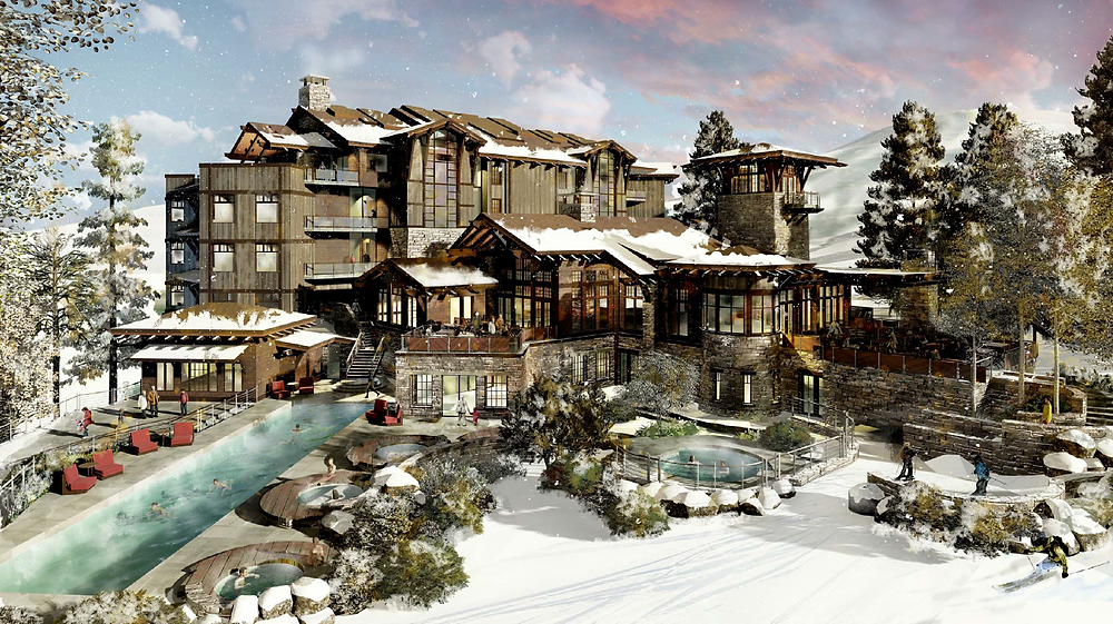 Residences at Tower Club, Empire Pass, Deer Valley