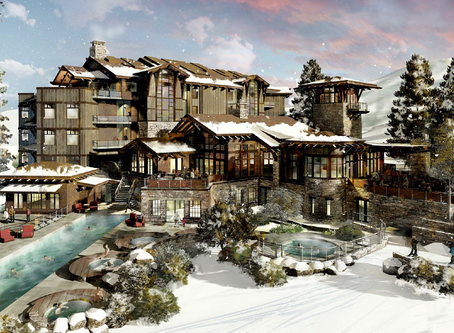 Residences at the Tower Club, the newest neighbor in Empire Pass, Deer Valley
