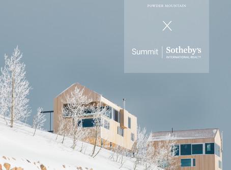 Summit Powder Mountain x Summit Sotheby's International Realty