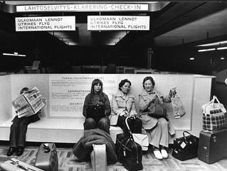 Toukokuun alussa vuonna 1974 tuli kuitenkin äkkipysähdys.