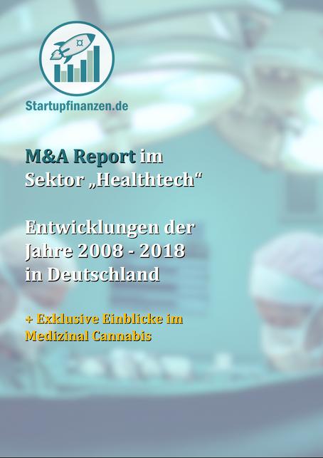 "M&A Report im Sektor ""Healthtech"""