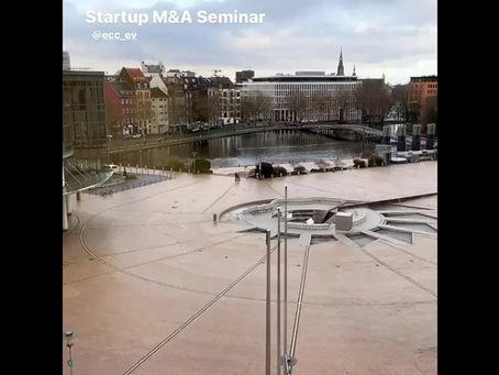 Startup M&A Seminar