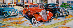 Dunsire Motors by Harold Allanson