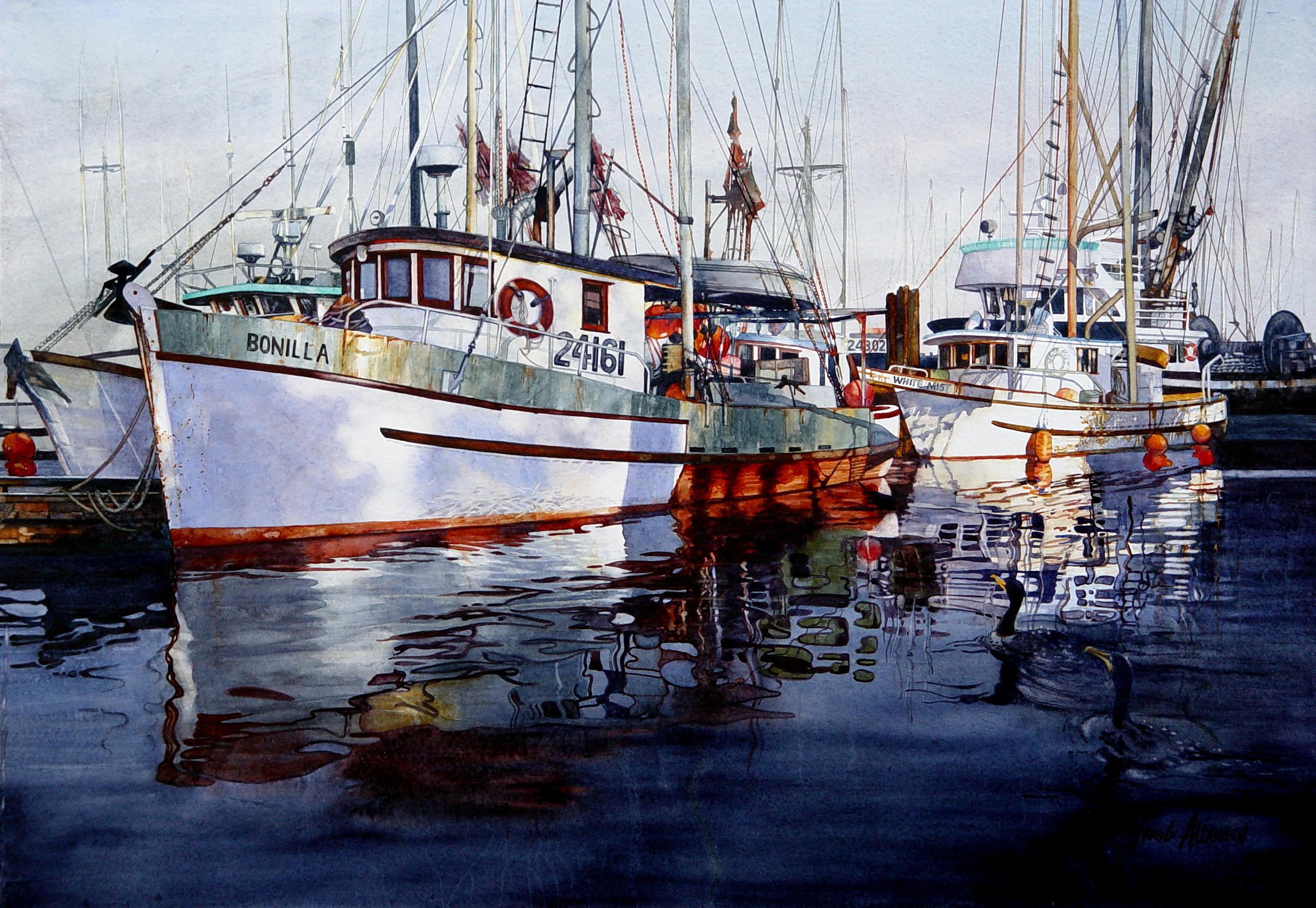 Bonilla by Harold Allanson