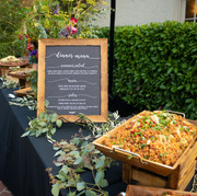 farm to table buffet