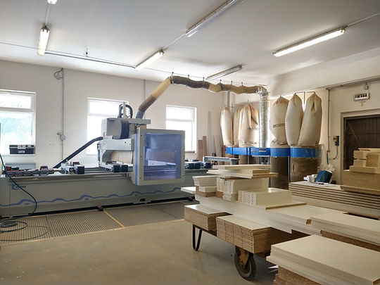 Výroba nábytku_CNC