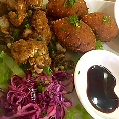 Appetizer to share - Kibbeh