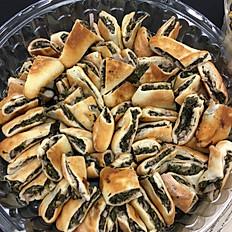 Sambusec spinach سمبوسك سبانخ