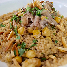"Maftool ""couscous"" مفتول"