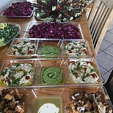 All vegan spread