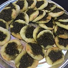 sfeeha za'atar صفيحة زعتر