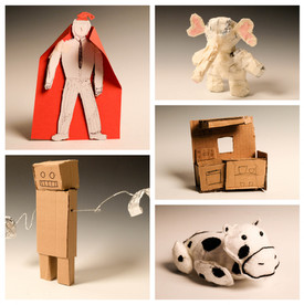 Re-Create A Childhood Object