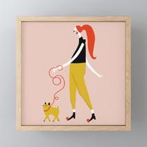 dog-walker3126722-framed-mini-art-prints