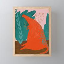 red-dinosaur3153573-framed-mini-art-prin