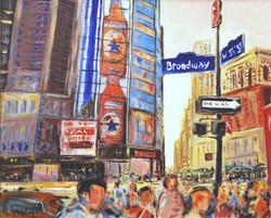 Broadway, 34ème rue