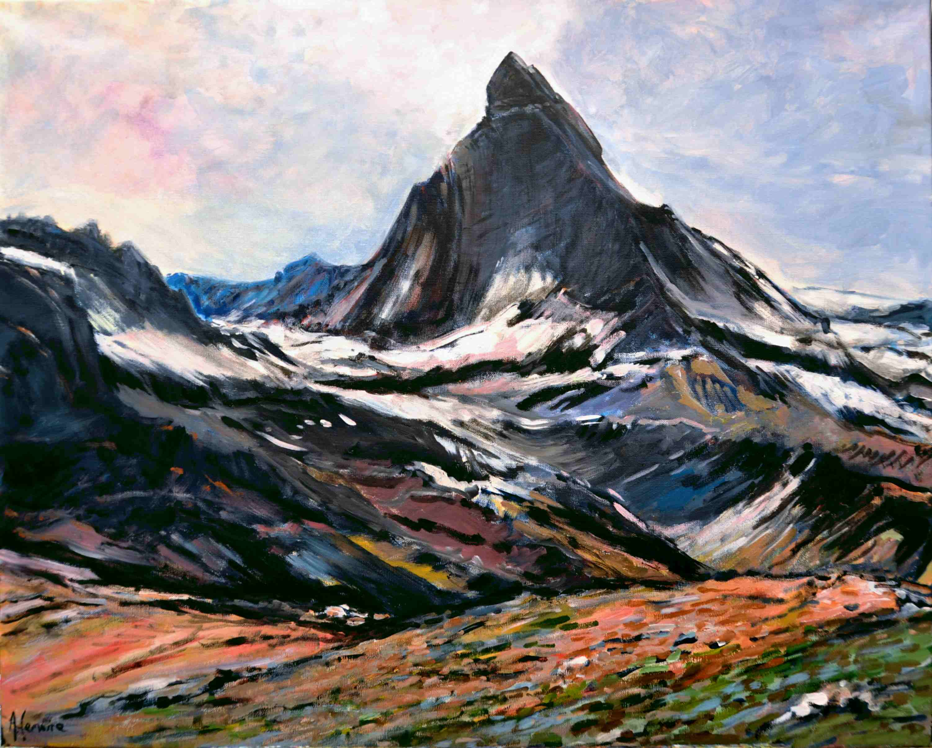 Matterhorn, Cervin, Cervino