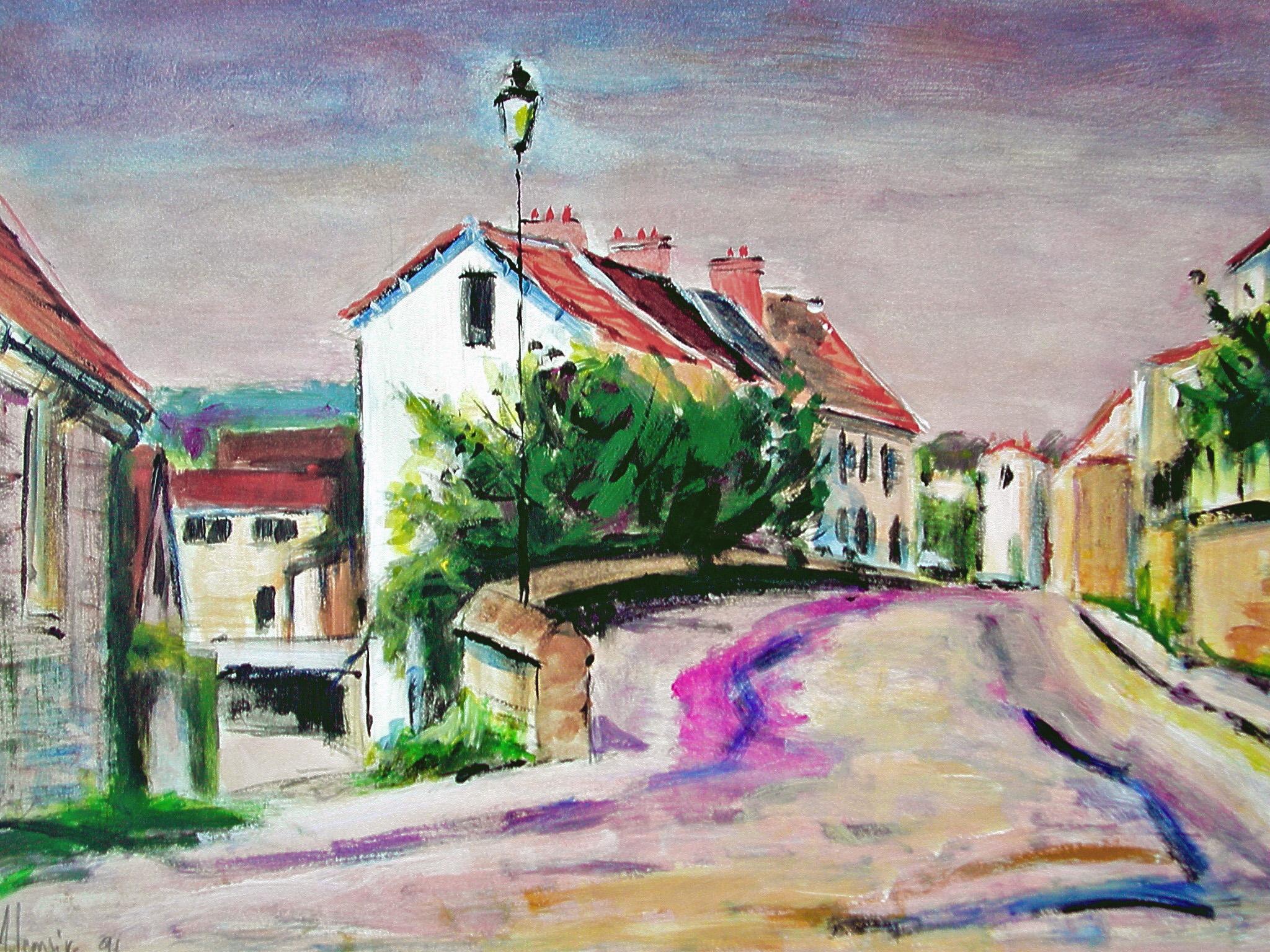 Ancienne route de Pontoise 1