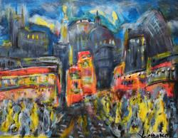 Londres, nocturne et spectacle