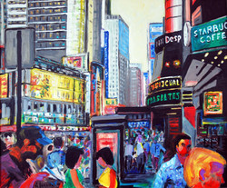 Time square one