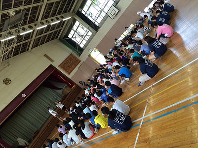 福島と海老名の子ども交流キャンプ