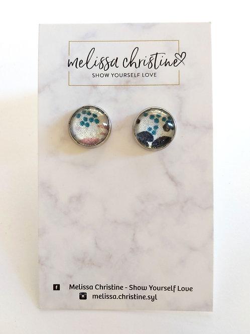 Lets Meet Stud Earrings