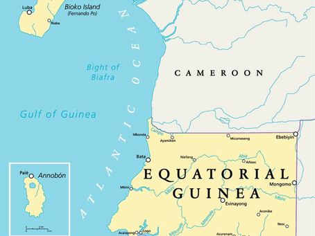 Equatorial Guinea's President appoints family members in military top Posts - October 17, 2018