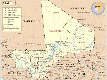IOM Mali Crisis Response Plan 2020