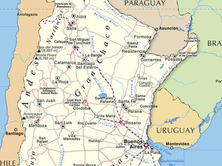 Argentine Air Woes