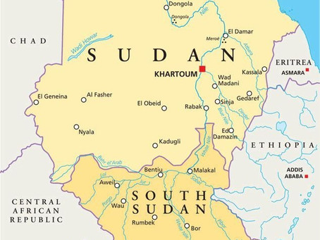Thoughts on Sudan Post Military Coup