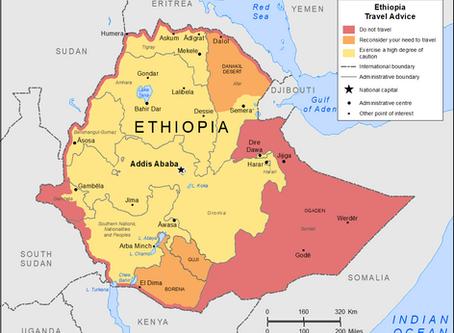 اقتحام مكتب رئيس الوزراء الإثيوبي قبل أيام من جانب عناصر بالجيش