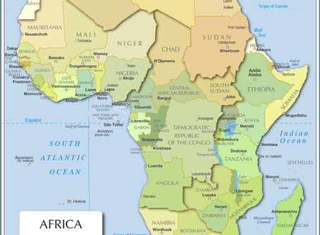 AFRICA: Mapping Islamic militancy – past, present and future
