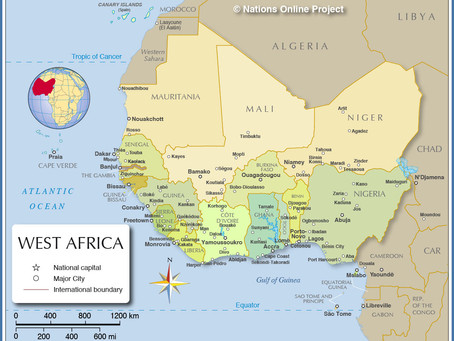 West Africa / Sahel Update