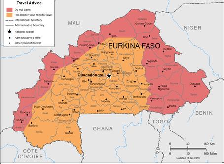 Burkina Faso Church Attacks