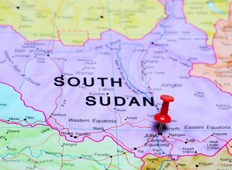 How is the peace process in South Sudan faring?