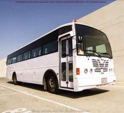 ARMOURED HIGH OCCUPANCY VEHICLES
