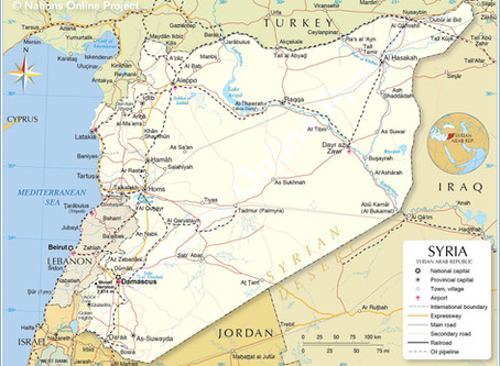 Syrian Debacle