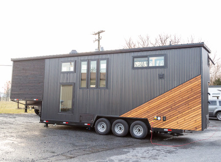 Our New Home Model | The 32' Gooseneck From Liberation