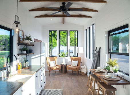 Top Tips for Decluttering Your Tiny Home
