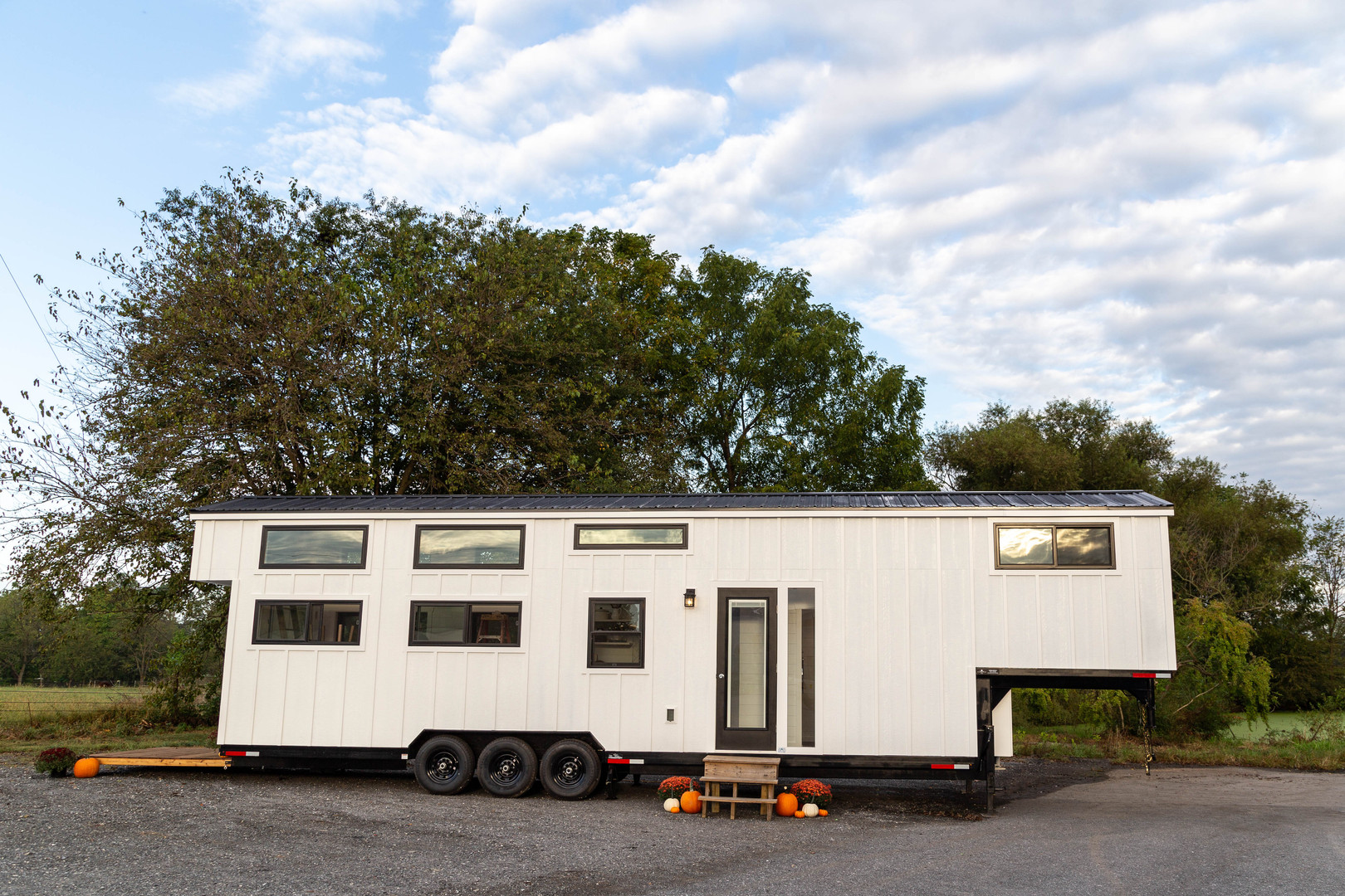 Gooseneck Tiny Home on Wheels