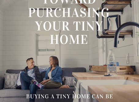 5 Steps Toward Purchasing a Tiny Home