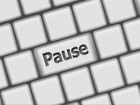 Pause for Purpose