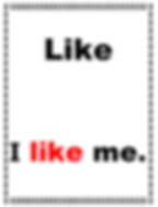 sight word book-like.PNG