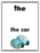 sight word book- the.PNG
